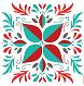 holidays snowflake 25